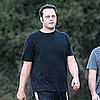 Vince Vaughn Out Exercising in LA