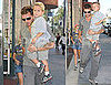 Photos of Ryan Phillippe With Ava and Deacon in LA