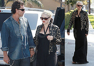 Photos of Gwen Stefani and Gavin Rossdale in Santa Monica