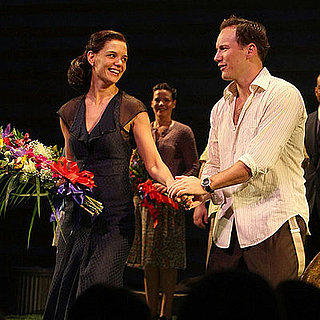 Katie Holmes Onstage in All My Sons