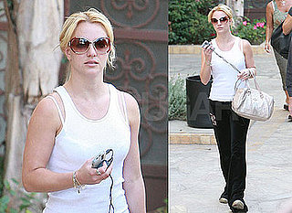 Photos of Britney Spears Whose Womanizer Is Number One On the Billboard Charts