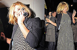 Kate Moss Out in London After a Night Out