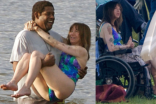 Photos of Forest Whitaker and Renee Zellweger on the Set of My Own Love Song in Louisiana