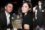DJ AM and Mandy Moore