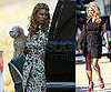 Photos of Jessica Simpson on Location
