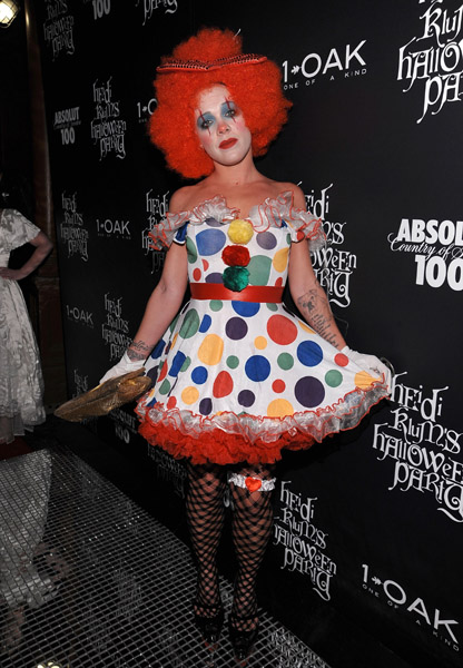 Heidi Klum's Halloween Party