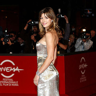 Jessica Biel at the Rome Film Festival for the Easy Virtue Premiere