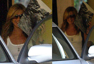 Photos of Jennifer Aniston Going to Her Car in LA