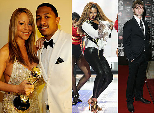 Photos of 2008 World Music Awards Red Carpet, Show and Backstage
