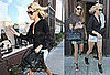 Photos of Kate Moss and Frankie Rayder Shopping at Decades and Decadestwo in LA
