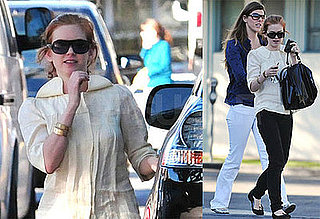 Photos of Isla Fisher Shopping on Robertson Blvd