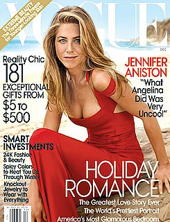 Jennifer Aniston For Vogue December 2008
