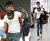 Photos of Rihanna at Perth Airport, Cancelled Jakarta Concert Over Security Concerns, Band Fought With Boyzone
