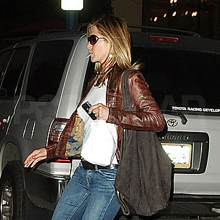 Jennifer Aniston Out in LA