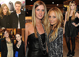 Photos of Nicole Richie, Nicky Hilton, Ryan Phillippe, Abbie Cornish, Mischa Barton, Mandy Moore at H&M Party