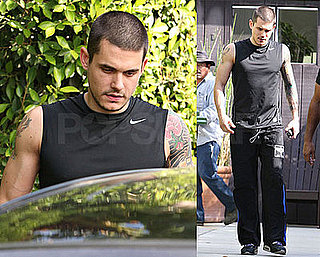 Photos of John Mayer Without Jennifer Aniston in LA