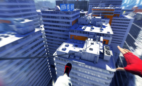 Mirrors Edge Screenshots