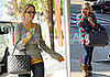 "Photos of Lauren Conrad at LAX Airport, Rumor That She ""Pitched a Fit"" at JFK Airport"