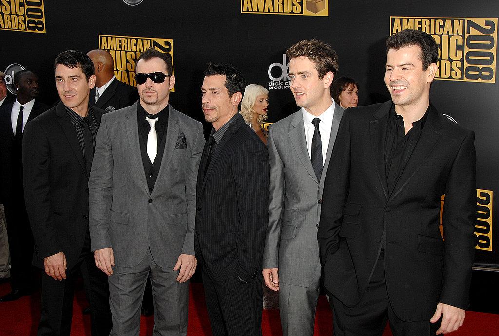 2008 AMA Arrivals — Guys
