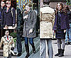 Photos of Gossip Girl Cast Filming in New York City 2008-11-21 16:30:00