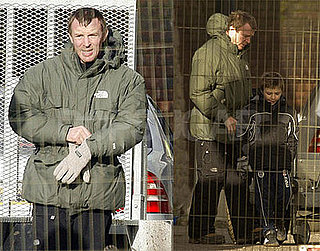 Photos of Guy, Rocco, David Ritchie in London, Guy and Madonna Work on Custody Deal