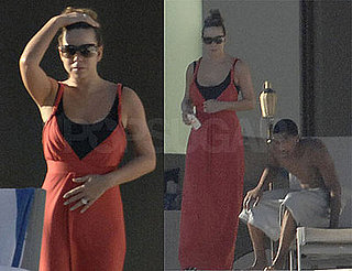 Photos of Nick Cannon and Mariah Carey on Vacation in Mexico