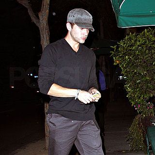 Ryan Phillippe Goes to Dan Tana's For Dinner