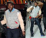 Kanye Goes to Letterman