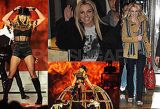 Britney Videos of Womanizer on X-Factor and Star Academy