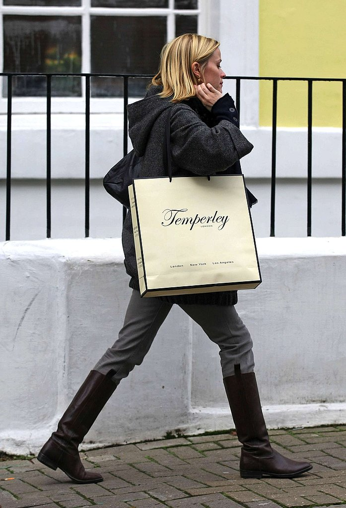 Reese Witherspoon in London