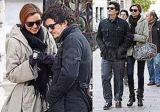 Photos of Orlando Bloom and Miranda Kerr in Venice