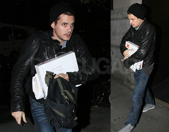 John Mayer Heading to FedEx