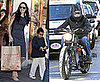 Photos of Angelina Jolie and Maddox Jolie-Pitt in New Orleans