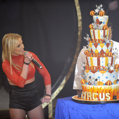 Condensed Sugar: Britney's Big Birthday Week