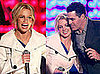 Britney Spears Lights Up Another Tree and Lights Her Smile
