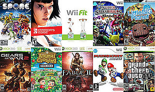What Is Your Favorite New Video Game of 2008?
