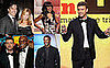 Photos of Justin Timberlake, Samuel L Jackson, Jon Hamm at American Cinematheque Gala