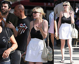 Photos of Kirsten Dunst With Her Ex-Boyfriend Matt Creed in Miami