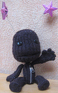 Make Your Own Little Big Planet Sackboy