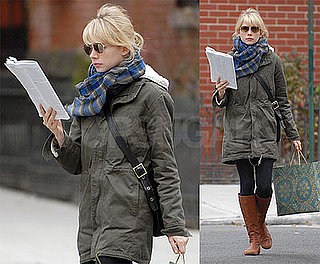 Photos of Michelle Williams in NYC, Quotes From Interview About Wendy and Lucy