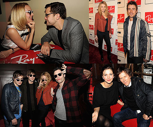 Ray-Ban Keeps Gossip Kids and Beautiful Couples in Shades