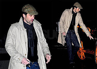 Photos of Patrick Dempsey Getting Into His Car in LA
