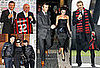 Photos of David and Victoria Beckham in Italy as Heads to AC Milan