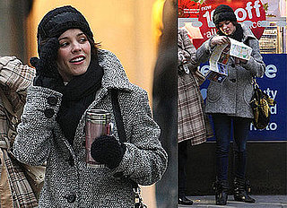 Photos of Sherlock Holmes' Rachel McAdams Out in London