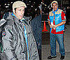 Photos of Adam Sandler at the Late Show With David Letterman