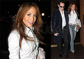 Photos of Jennifer Lopez and Marc Anthony With Rumors The Two Are Headed For A Breakup
