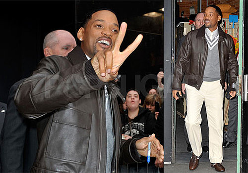 Photos of Will Smith on Good Morning America