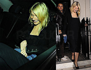 Gwyneth Meets Madonna and Stella For Holiday Girl Time