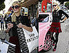 Photos of Paris Hilton and Her Pink Bentley