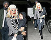 Photos of Christina Aguilera, Max Bratman, Jordan Bratman
